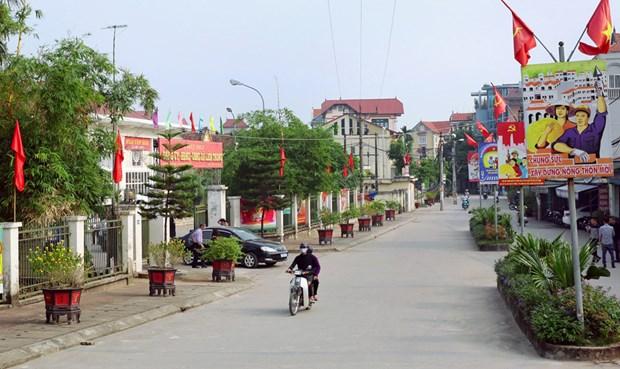 Hanoi moviliza con exito 500 millones de dolares para la construccion de nuevas zonas rurales hinh anh 1