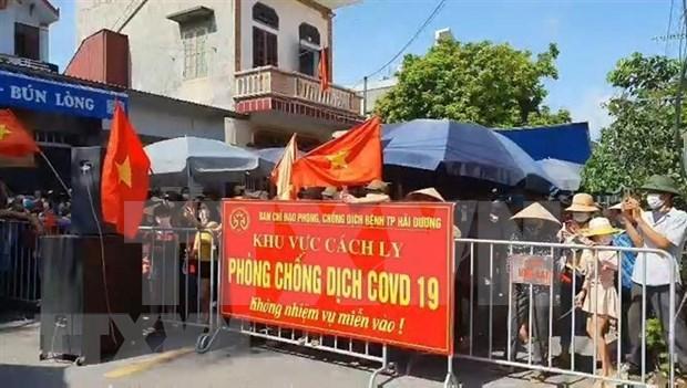 Corporacion de radiodifusion ABC destaca como Vietnam vence efectivamente a COVID-19 por segunda vez hinh anh 1