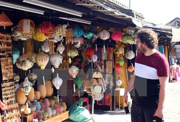 Ciudad vietnamita de Hoi An se esfuerza por recuperar el papel de lider en turismo nacional hinh anh 1