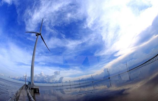 Impulsan en Vietnam desarrollo de energia eolica marina hinh anh 1