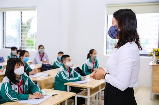 Localidades vietnamitas se unen a Red Mundial de Ciudades del Aprendizaje de UNESCO hinh anh 1