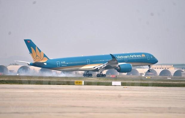 Vietnam Airlines reanuda vuelos comerciales desde Corea del Sur al pais hinh anh 1
