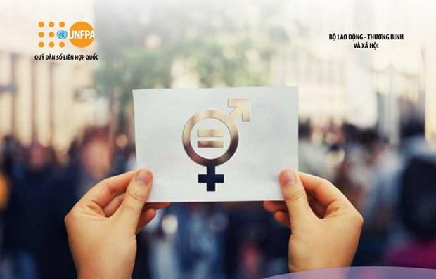 Igualdad de genero, base esencial para una sociedad vietnamita pacifica y prospera hinh anh 1