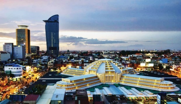 Banco Asiatico de Desarrollo apoya a Camboya a mejorar los servicios publicos hinh anh 1