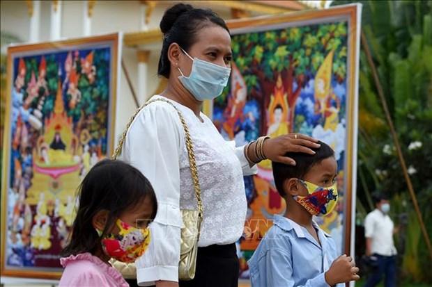 Camboya lista para reabrir todas las escuelas tras periodo de suspension hinh anh 1