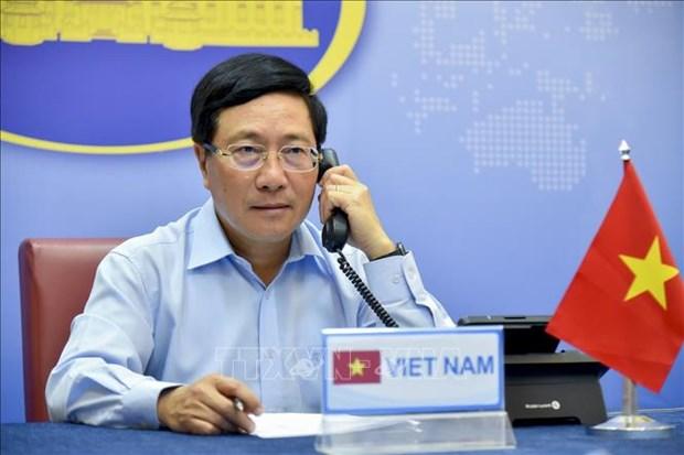 Ratifican voluntad de estimular los lazos entre Vietnam y Arabia Saudita hinh anh 1