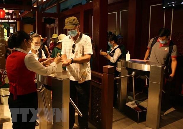 Vietnam acumula 22 dias sin nuevos contagios de COVID-19 en la comunidad hinh anh 1