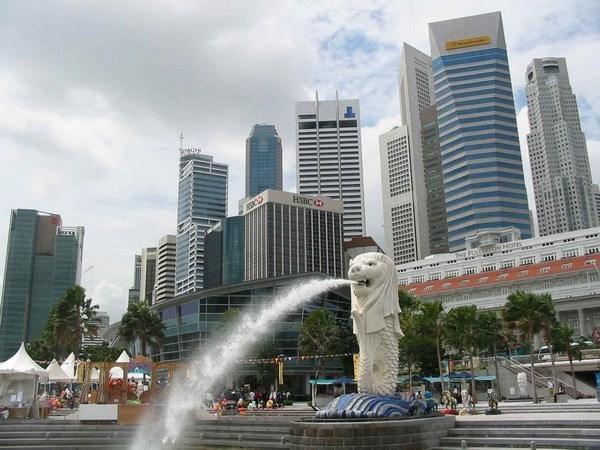 Singapur flexibiliza restricciones contra el COVID-19 hinh anh 1