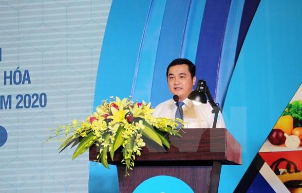Ciudad Ho Chi Minh amplia red de conexion comercial con localidades hinh anh 1