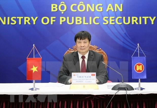 ASEAN 2020: Vietnam muestra responsabilidad en cooperacion regional contra delincuencia transnacional hinh anh 1