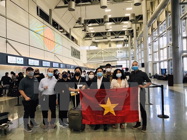 Repatrian a ciudadanos vietnamitas en Australia y Nueva Zelanda hinh anh 1