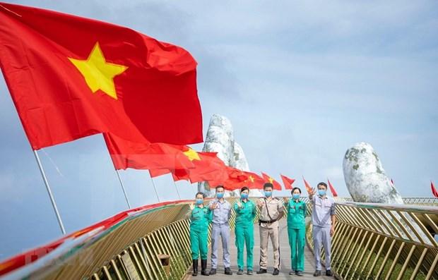 Vietnam controla de manera efectiva los rebrotes de coronavirus hinh anh 1