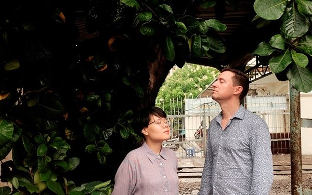 Artistas de Vietnam y Australia colaboran en album musical hinh anh 1