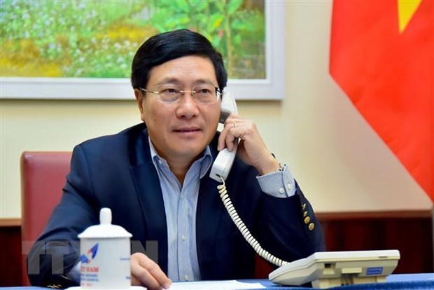 Propician relaciones entre Vietnam y Alemania hinh anh 1