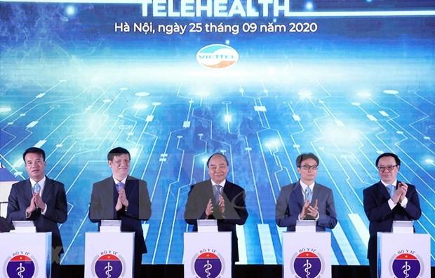 Vietnam agiliza digitalizacion de servicios de salud hinh anh 1