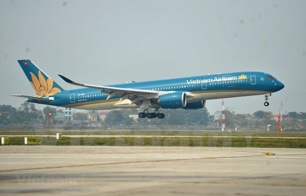 Reanudan oficialmente vuelo comercial de Corea del Sur a Vietnam hinh anh 1