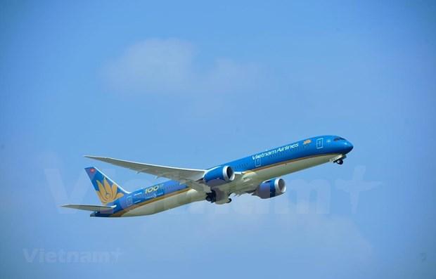 Puntualidad de las aerolineas vietnamitas alcanza 96 por ciento en septiembre hinh anh 1