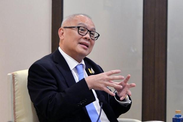 Economia tailandesa vuelva a la normalidad en los proximos dos anos, dice vicepremier hinh anh 1