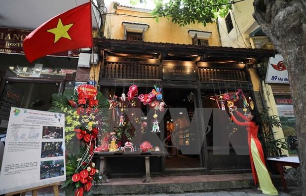 Celebran en Hanoi diversas actividades en ocasion de Festival del Medio Otono hinh anh 1
