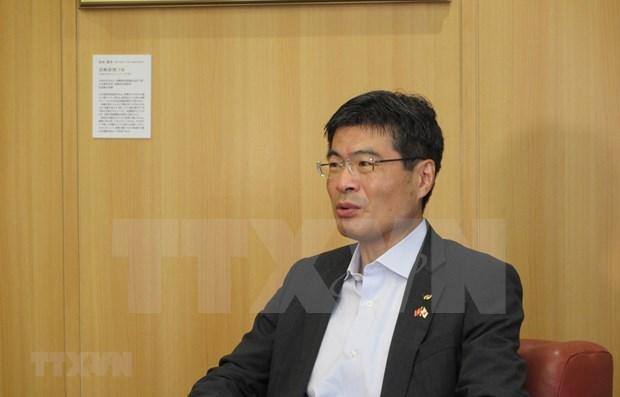 Prefectura de Japon apoya a los trabajadores y estudiantes vietnamitas hinh anh 1