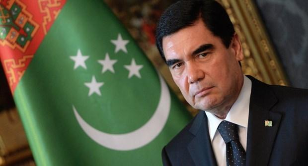Vietnam envia felicitaciones a Turkmenistan por su Dia Nacional hinh anh 1