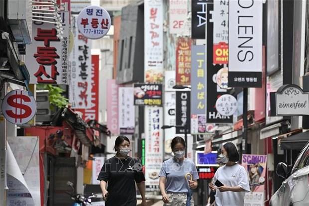 Fomentan respaldo mutuo entre estudiantes vietnamitas en Corea del Sur en el contexto del COVID-19 hinh anh 1
