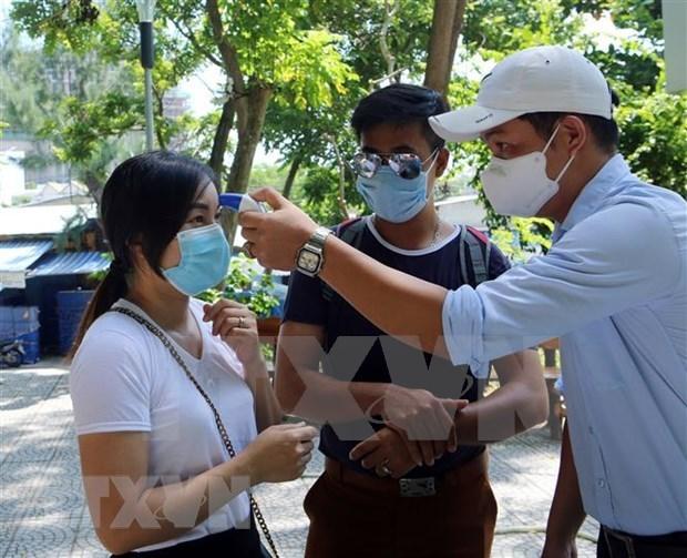 Suma Vietnam 25 dias sin casos nuevos del COVID-19 en la comunidad hinh anh 1