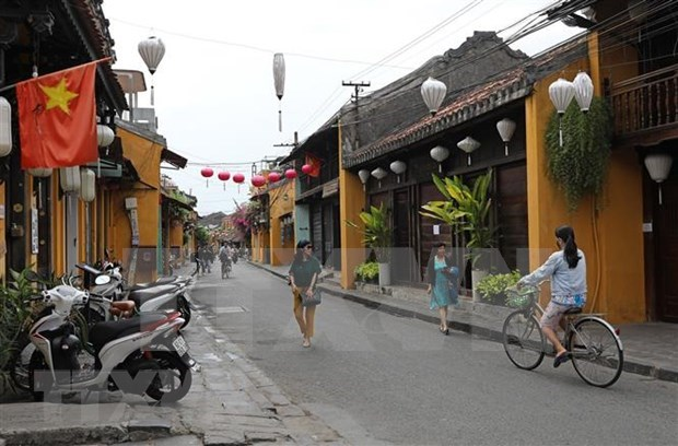 Hoi An de Vietnam: destino atractivo para turistas hinh anh 1