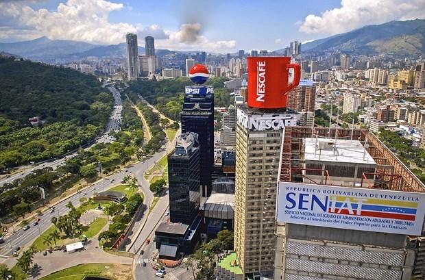 Vietnam y Venezuela impulsan cooperacion en comercio e inversion hinh anh 1
