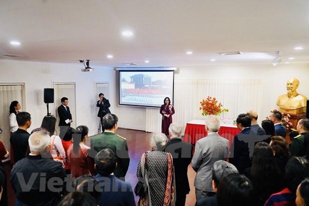 Destacan en Australia desarrollo socioeconomico de Vietnam en los ultimos 75 anos hinh anh 1
