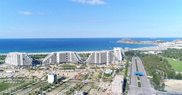 Promotores inmobiliarios interesados en mercados emergentes en Vietnam hinh anh 1