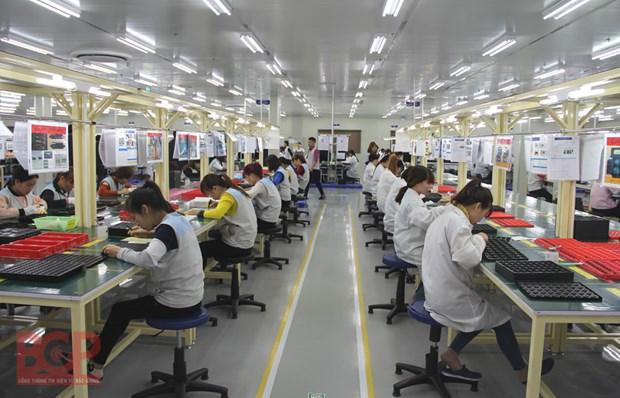 Provincia de Bac Giang atrae mas de 100 proyectos de inversion en nueve meses hinh anh 1