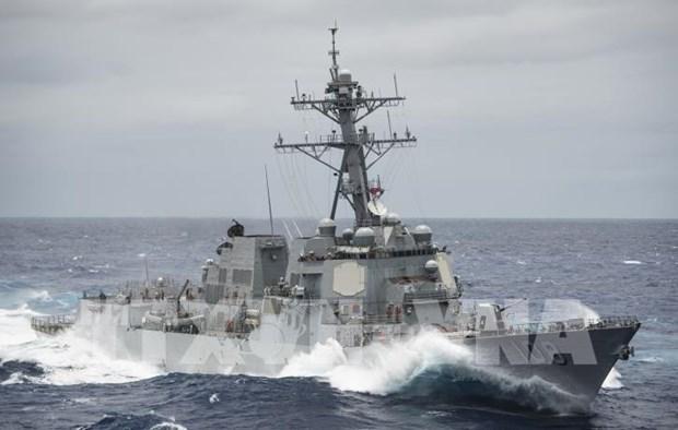 Especialista checo destaca atencion de Europa a situacion en el Mar del Este hinh anh 1