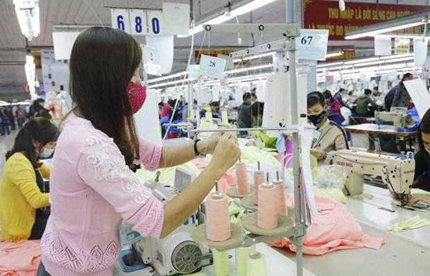 Hanoi se esmera en mejorar el ambiente de negocios hinh anh 1