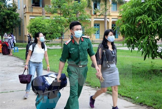 Vietnam entra en vigesimo septimo dia sin nuevos casos de coronavirus en comunidad hinh anh 1
