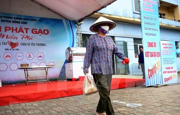 """Lanzaran en Hanoi la campana del """"Mes por los pobres"""" 2020 hinh anh 1"""