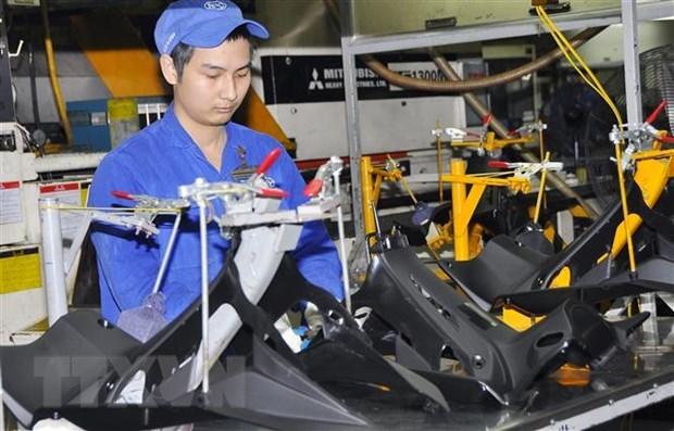 Exportaciones de Hanoi aumentan en tercer trimestre de 2020 hinh anh 1