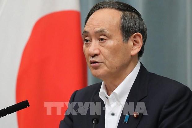 Nuevo primer ministro japones considera a Vietnam para su primer viaje al extranjero hinh anh 1