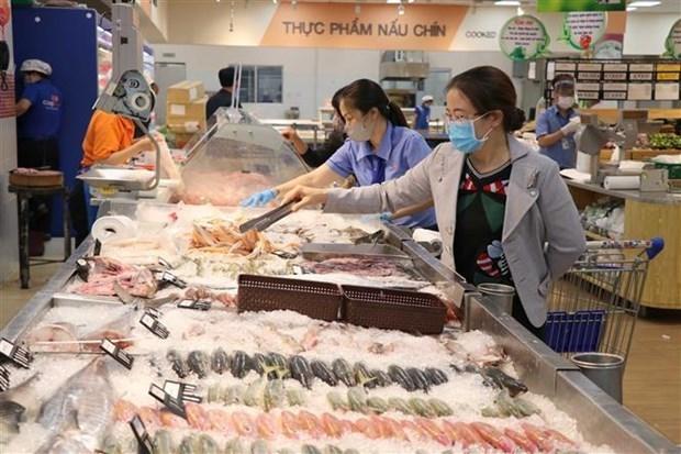 Indice de Precios al Consumidor de Ciudad Ho Chi Minh aumenta en septiembre hinh anh 1