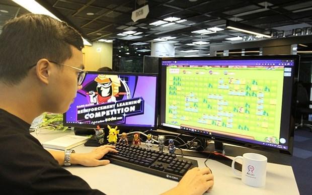 Estudiantes vietnamitas ganan competicion de IA - Aprendizaje por refuerzo hinh anh 1