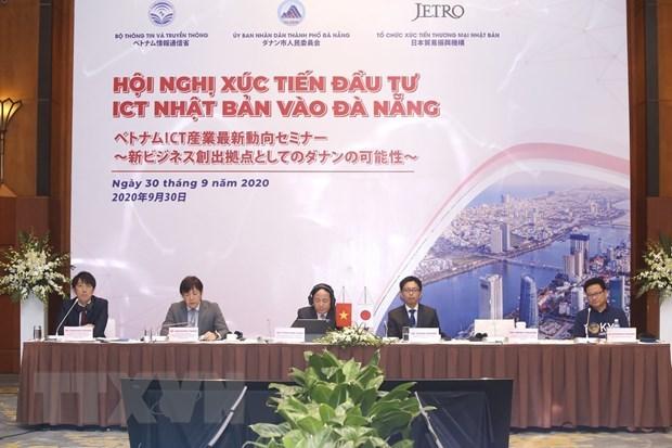 Promueven inversiones comerciales de Japon en ciudad centrovietnamita de Da Nang hinh anh 1