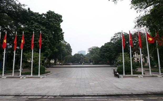 Efectuaran amplias actividades por aniversario 1010 de Thang Long-Hanoi hinh anh 1