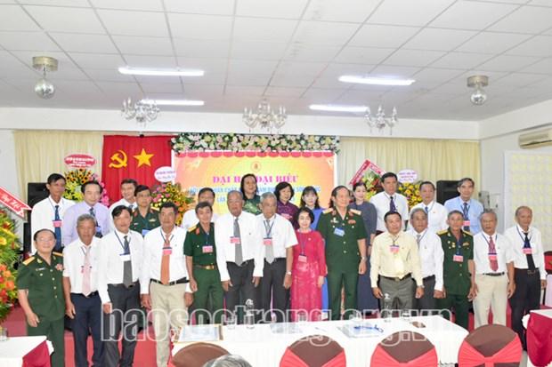 Prestan asistencia a victimas del Agente Naranja en provincia vietnamita de Soc Trang hinh anh 1