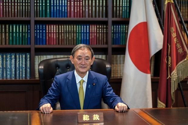 Vietnam da la bienvenida al nuevo primer ministro japones, dice vocera hinh anh 1