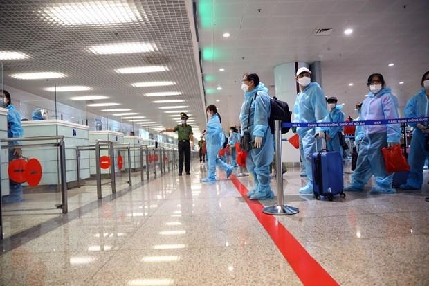 Vietnam registra un caso importado del coronavirus hinh anh 1