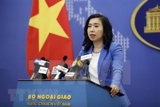 Vietnam saluda la postura de los paises sobre la cuestion del Mar del Este hinh anh 1
