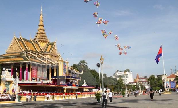 Inician negociaciones de tratado de libre comercio entre Camboya y Mongolia hinh anh 1