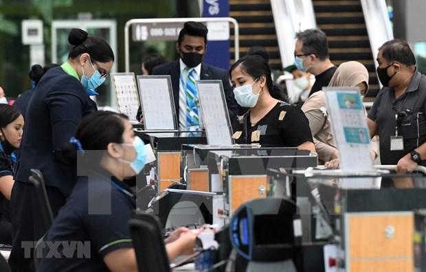 Singapur abre para visitantes de Vietnam y Australia hinh anh 1