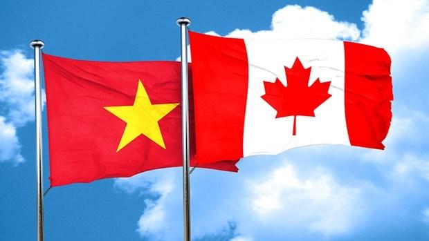 Resaltan relaciones comerciales energicas entre Canada y Vietnam hinh anh 1