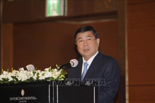 Ciudad Ho Chi Minh fortalece cooperacion con Estados Unidos en sector de la salud hinh anh 1